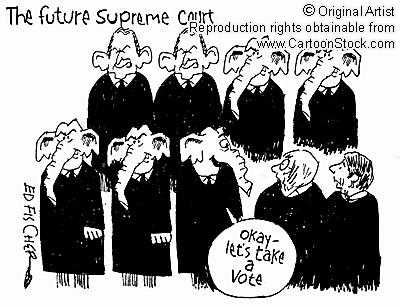 Future Supreme Court