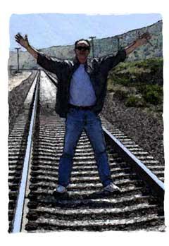 Jones on the Tracks