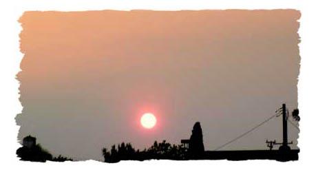 Martian Sunset, Los Angeles