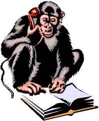 Monkey at Work